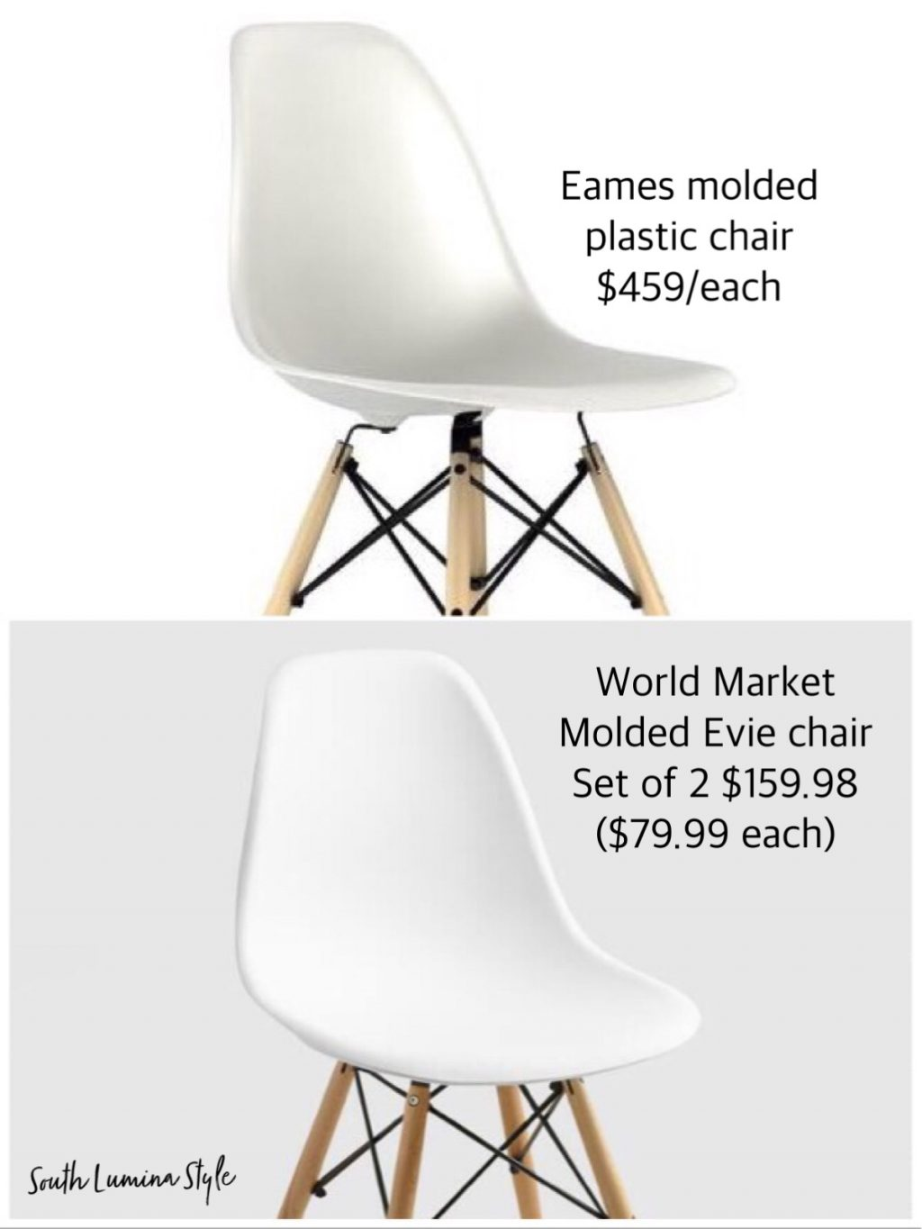 Eames Look For Less