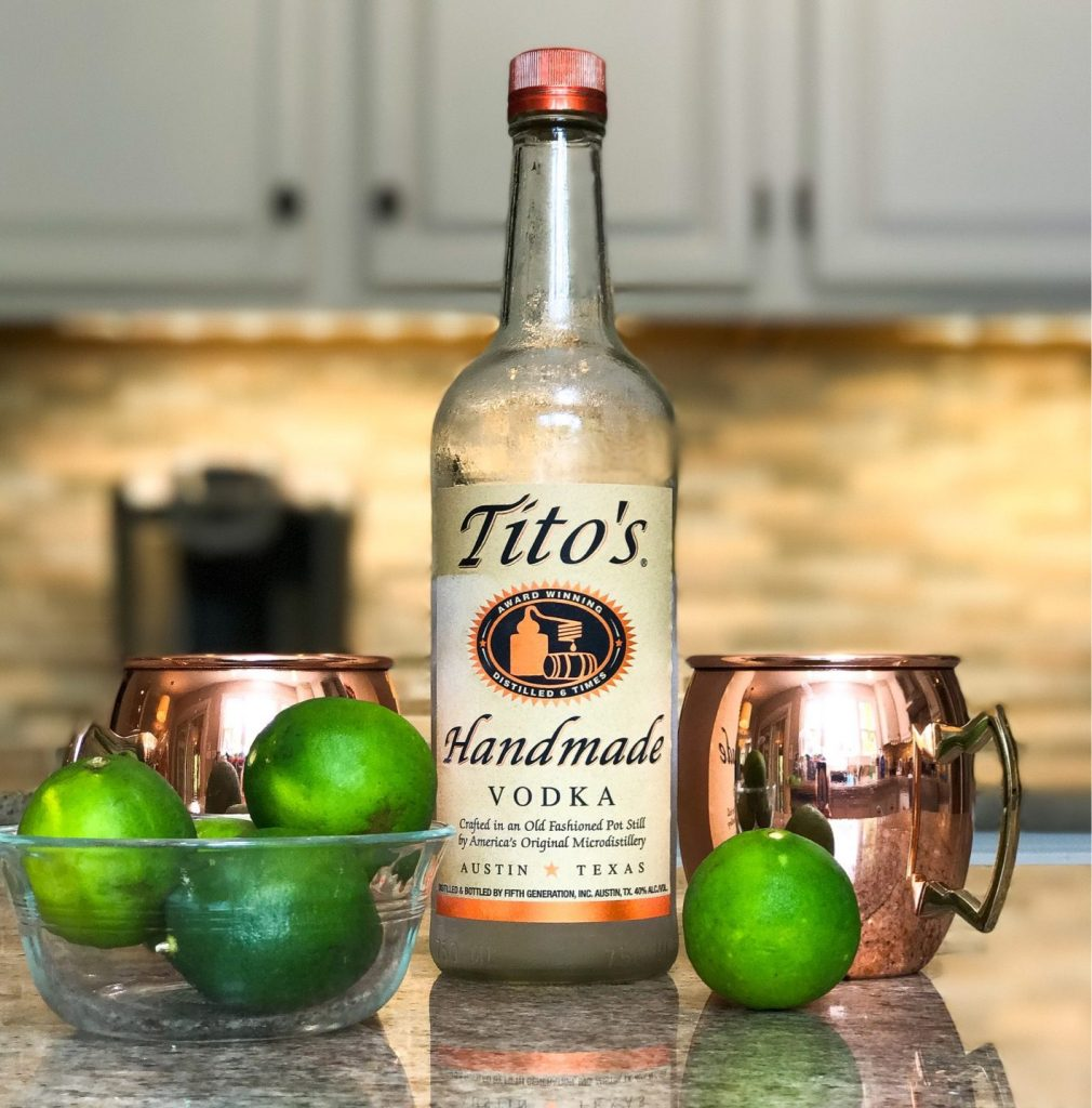 What is the best ginger bear to use for Moscow Mules