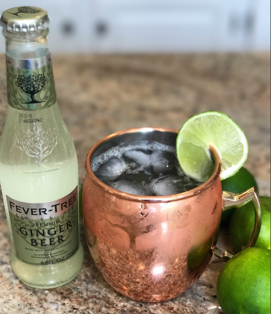What Is The Best Ginger Beer To Use For Moscow Mule