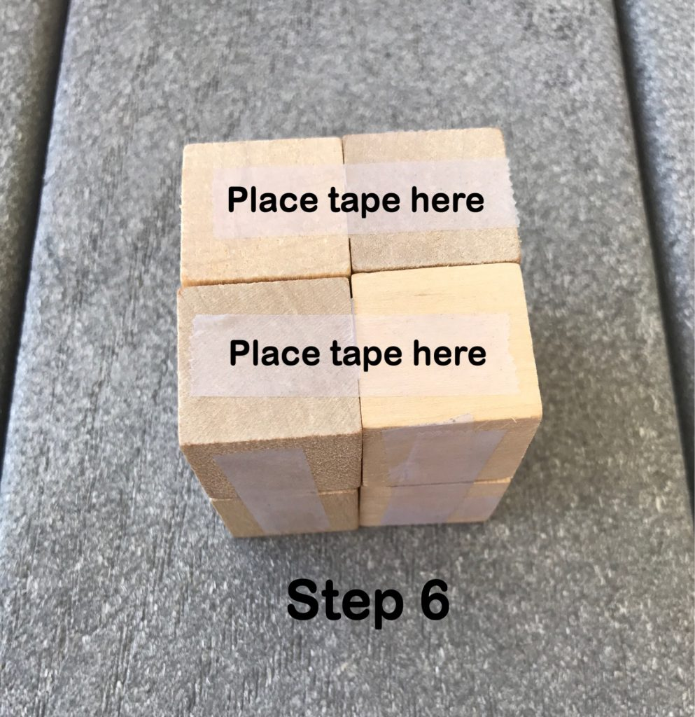 How to make a fidget cube