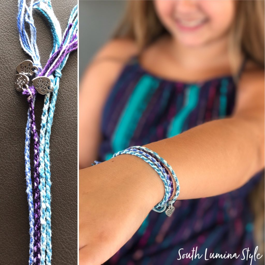 DIY Friendship Bracelets - How To Make Simple Friendship Bracelets