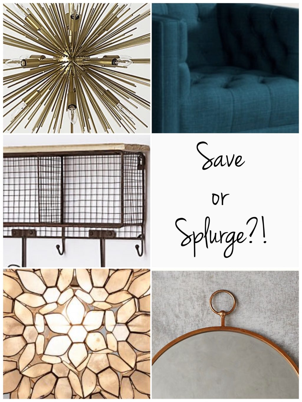 Anthropologie vs. World Market; Splurge or Save On These Popular Home Decor items?
