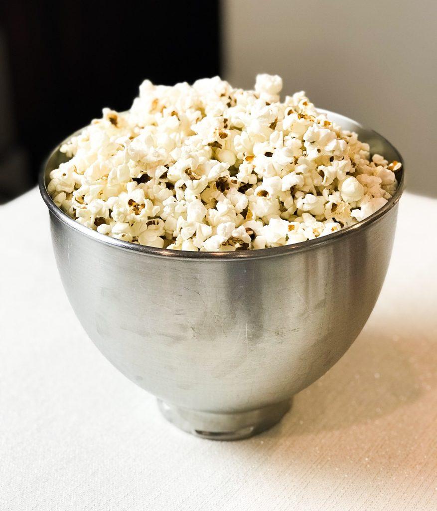 popcorn, caramel popcorn, popcorn recipe
