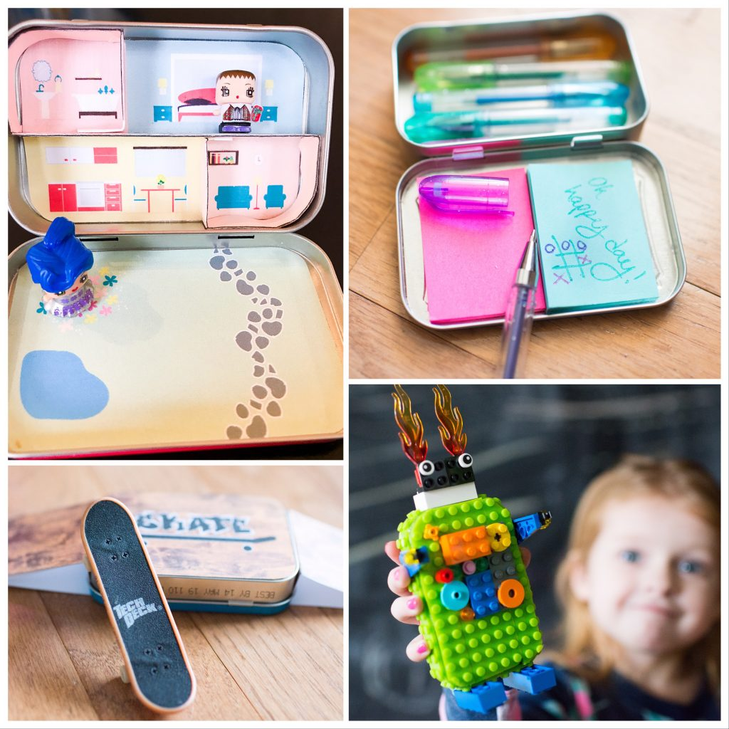 DIY Altoid Tin Travel Play Sets to Make in 5 Minutes or Less