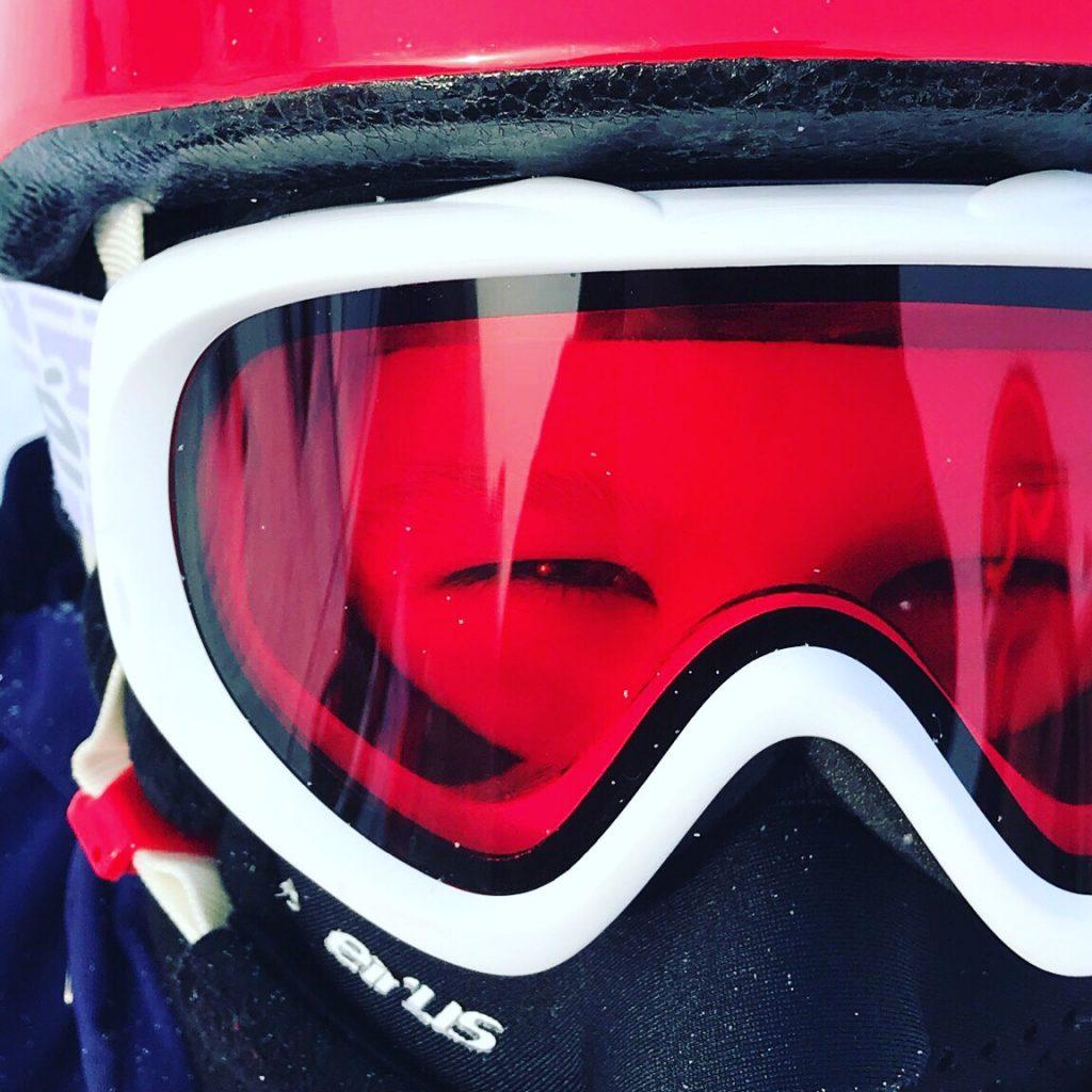 ski goggles, kids skiing, kids ski, what to pack for family ski trip, family ski trip packing list, kids skiing packing list, what to bring skiing, okemo vermont