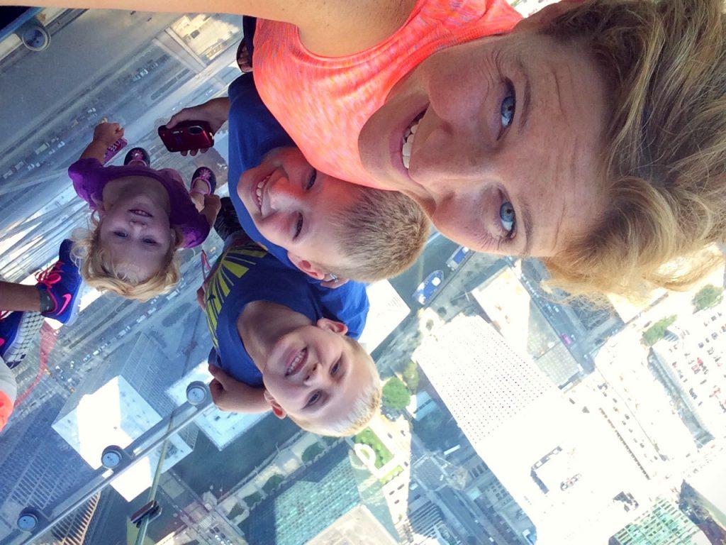 Chicago Willis Tower The Ledge