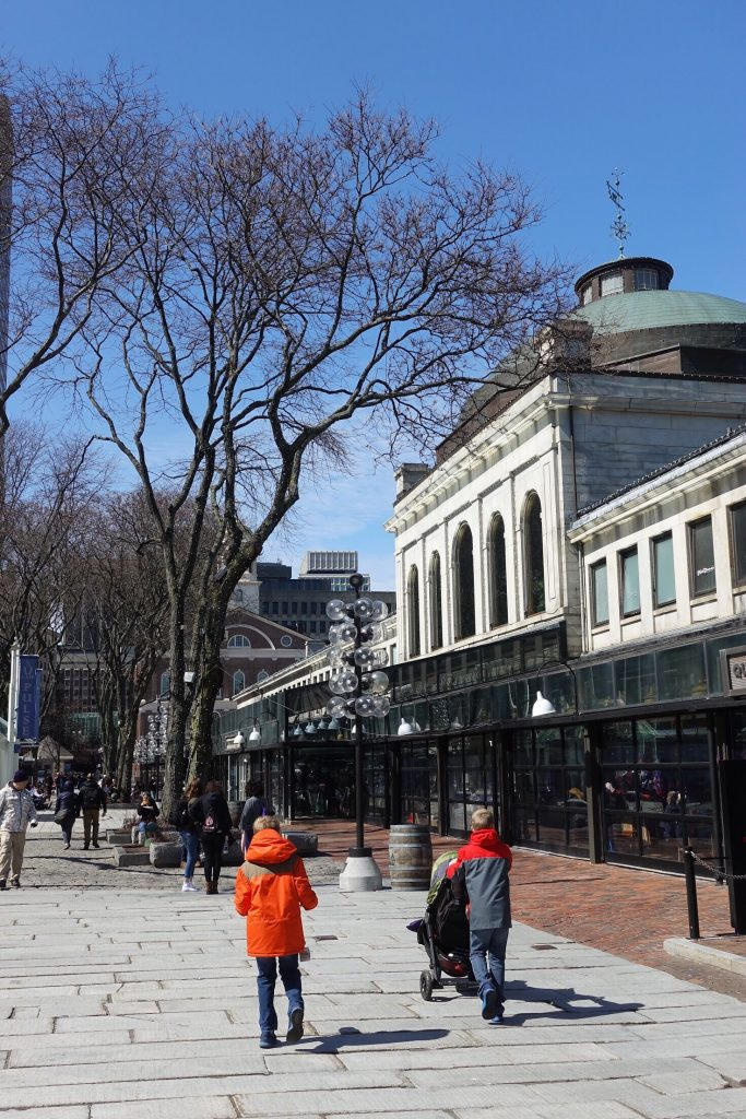 Exploring Boston with Kids