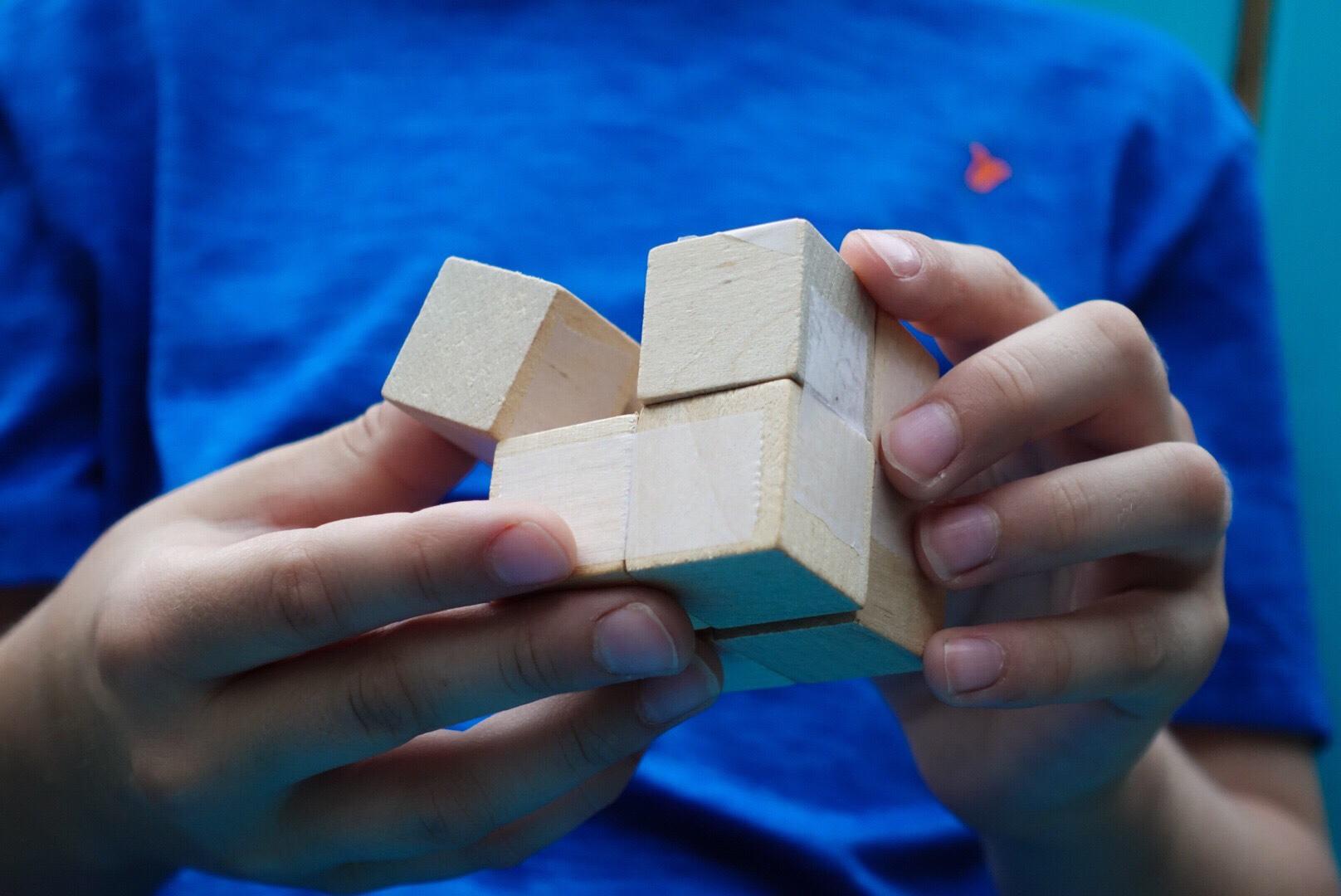 DIY magic cube