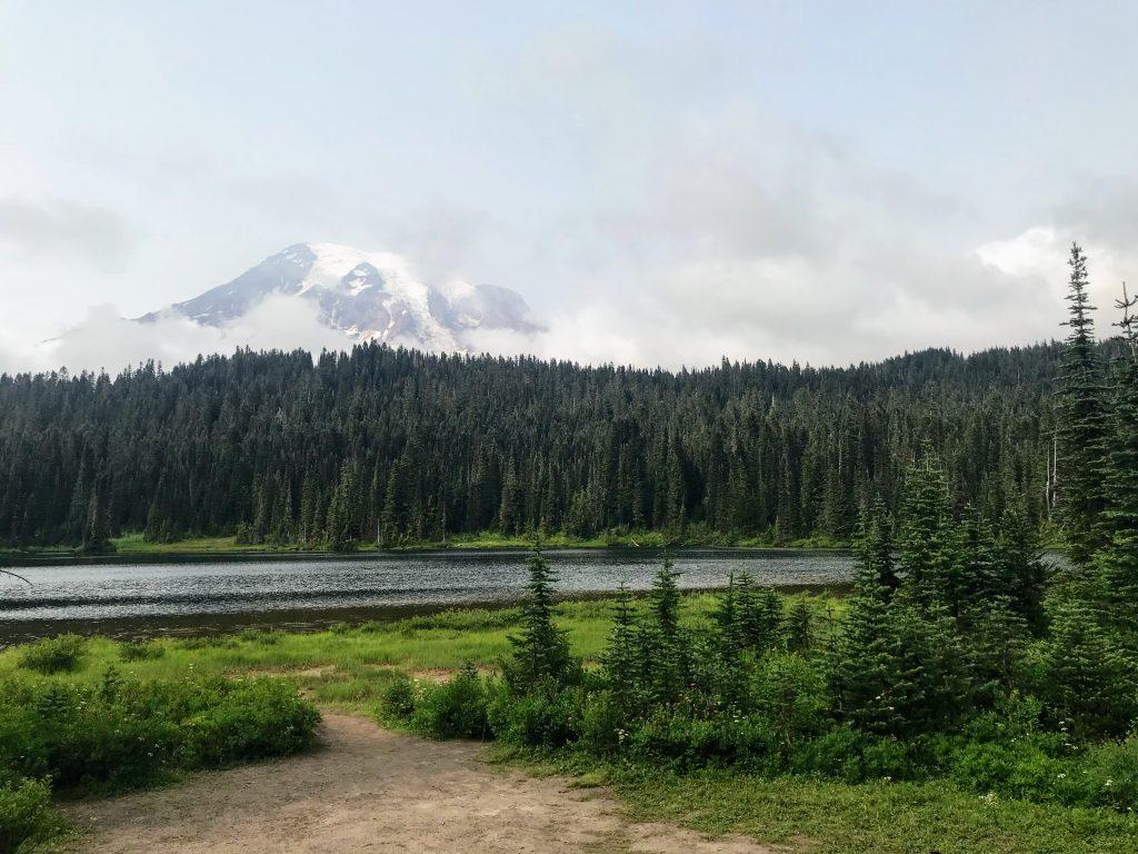 Family Trip to Seattle - Mt Rainier