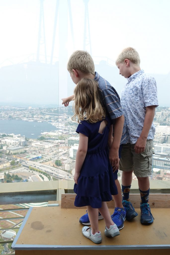 Family Trip to Seattle - Our Must See List