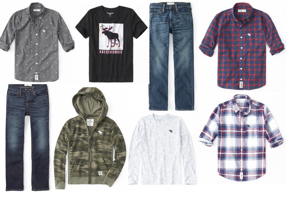 Tween Boys Fall Fashion Favorites