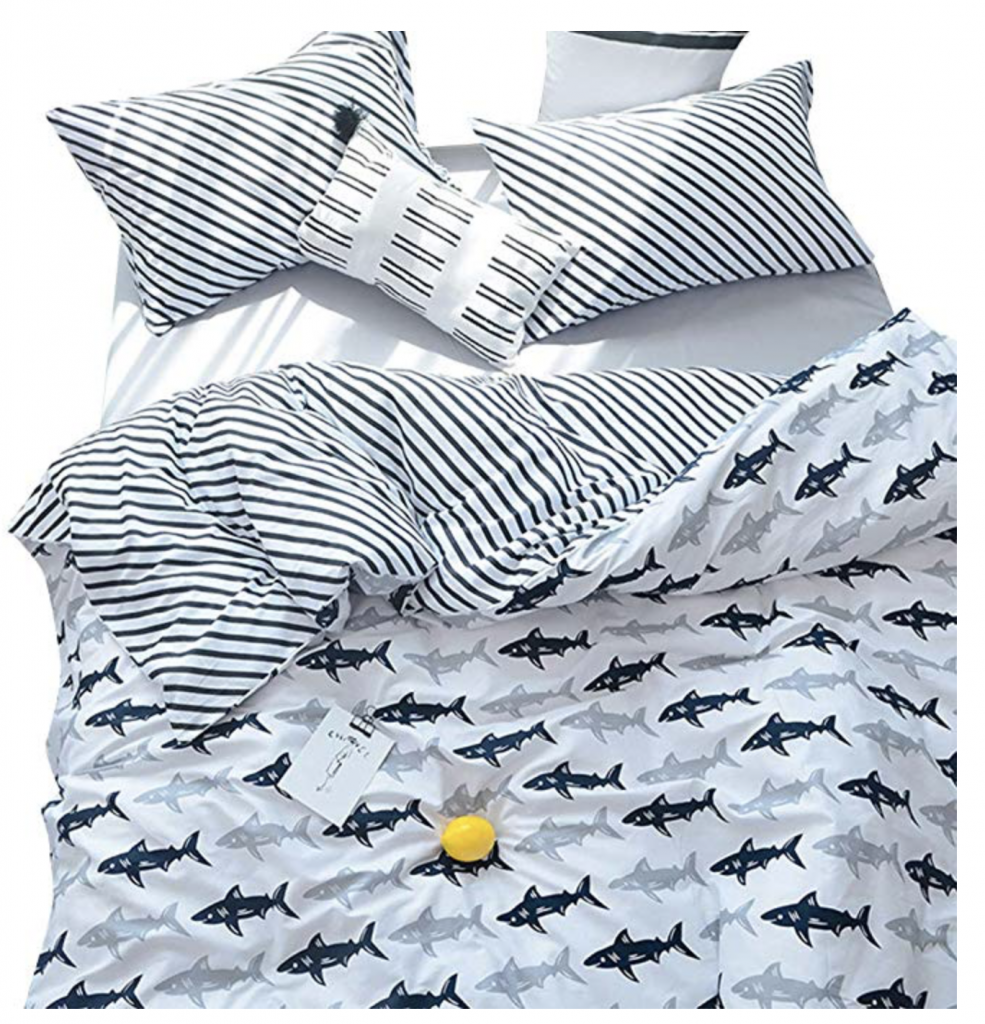 Amazon Shark Bedding