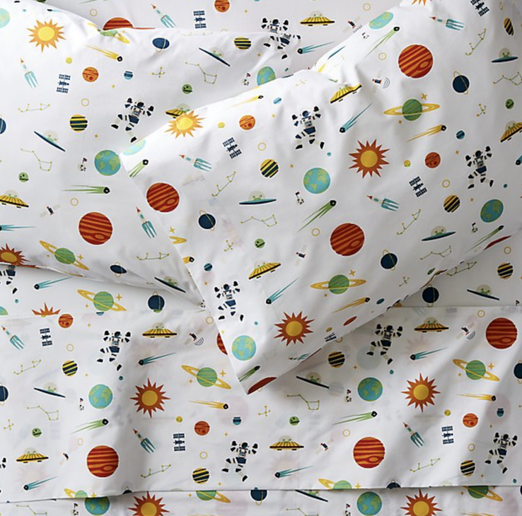 Our Favorite Boy Bedding