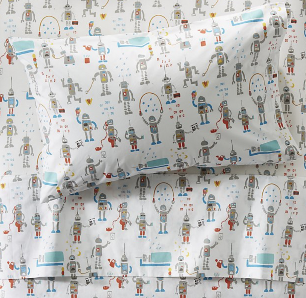 Our Favorite Bedding for Boys