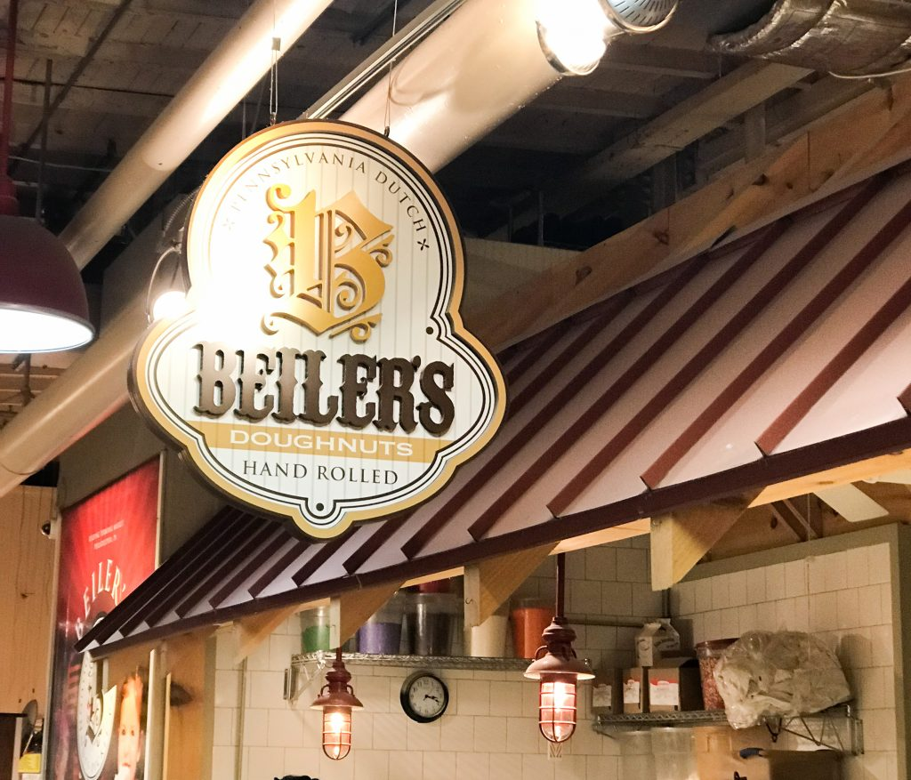 What to see in Philadelphia PA Reading Terminal Market Beilers Bakery