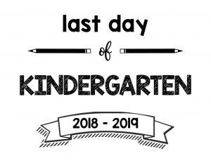 thumbnail of Last Day of Kindergarten 2018 – 2019